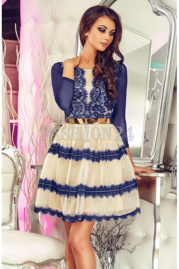 Rochie Perfect Princess Dark Blue
