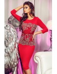 Rochie Red Famous
