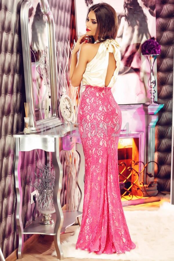 Rochie De Ocazie Pink Evenings