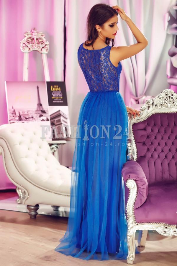 Rochie De Seara Blue Mystery