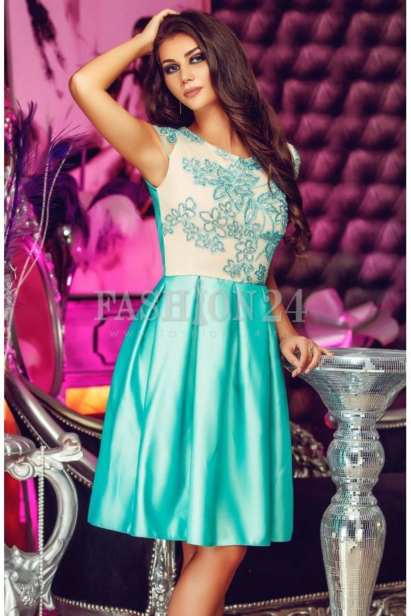 Rochie Turquoise Secret