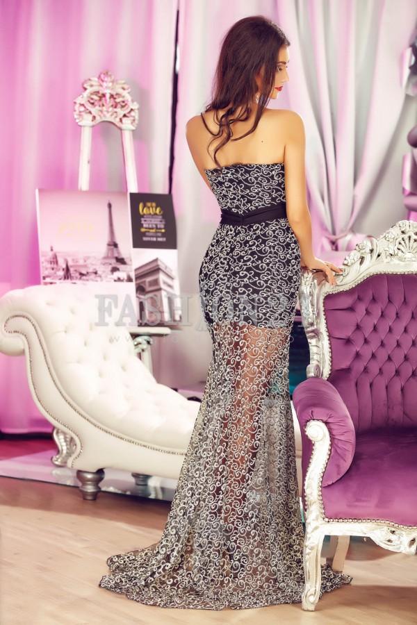 Rochie Eleganta Golden Thread