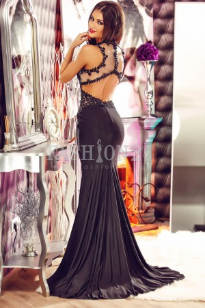 Rochie Formidable Night Black
