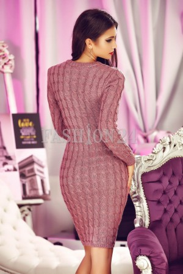 Rochie Eleganta Purple Sensitive