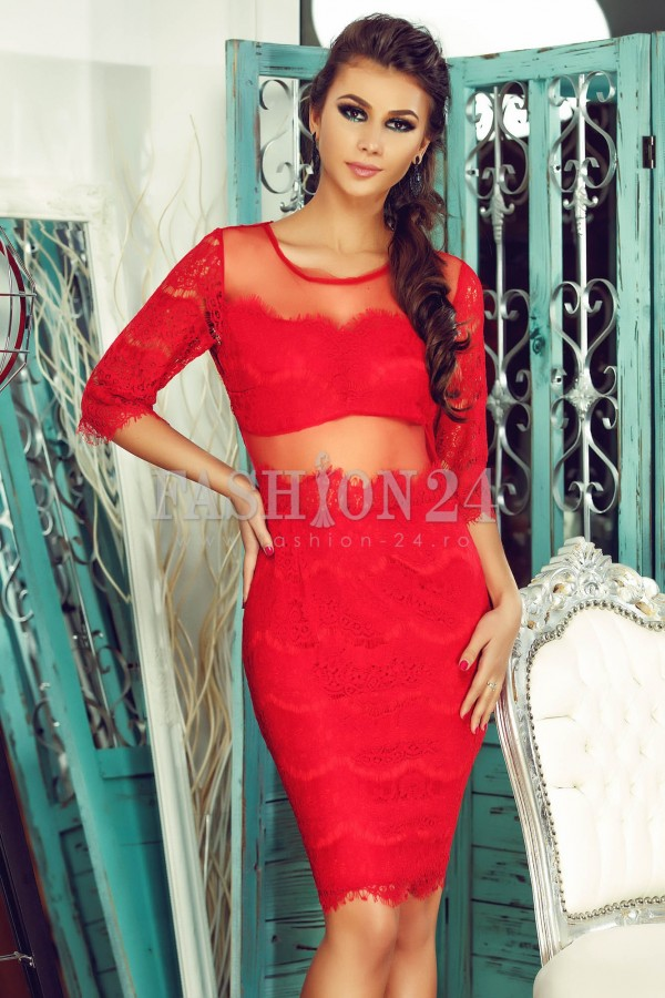 Rochie Red Style