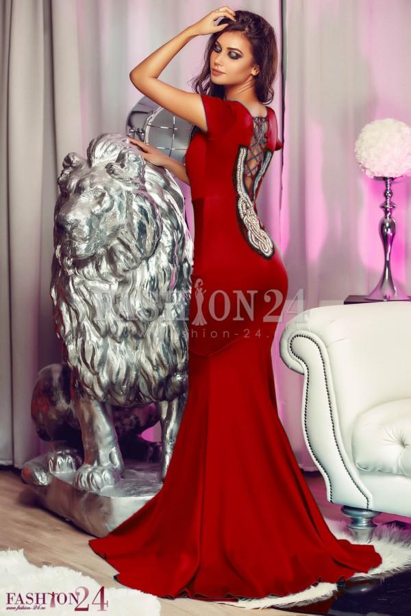 Rochie De Ocazie Romantic Red