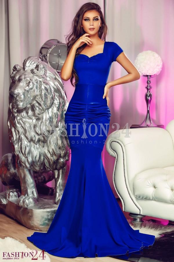 Rochie De Ocazie Romantic Blue