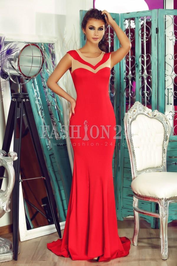 Rochie De Seara Amazing Red