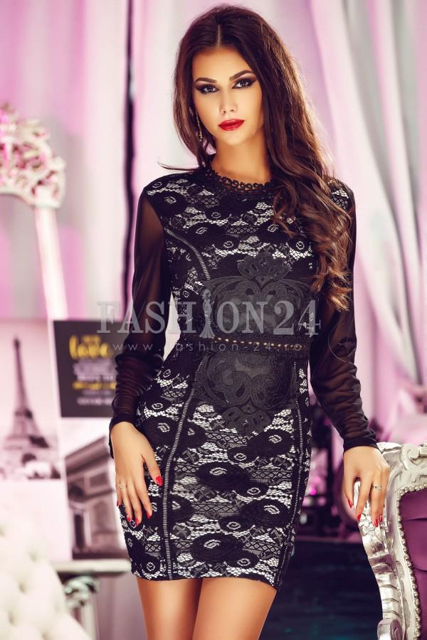 Rochie Eleganta Black Classy