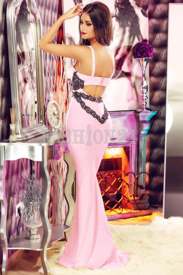 Rochie De Ocazie Pink Lady