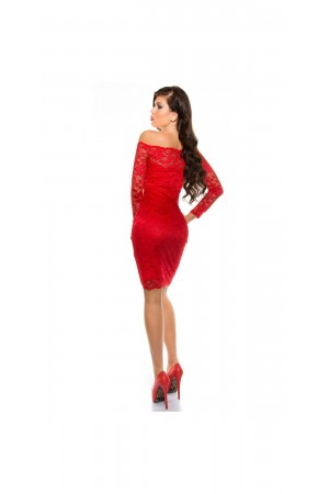 Rochie All Red