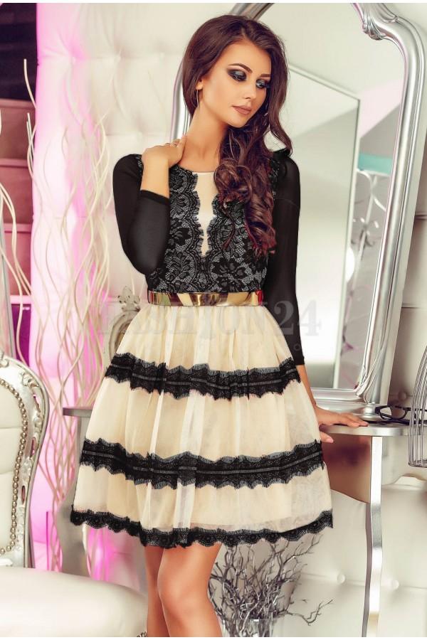 Rochie Eleganta Perfect Princess Black