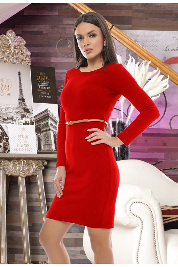 Rochie Eleganta Red Minutes