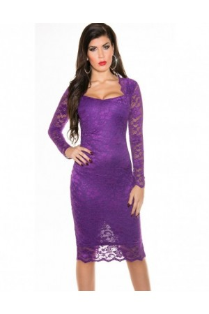Rochie Perfect Purple