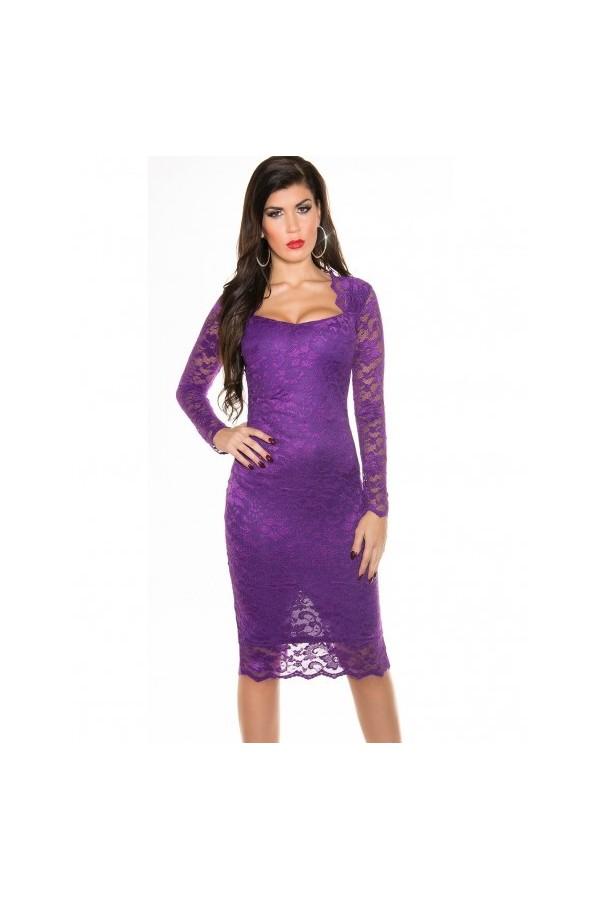 Rochie Perfect Purple