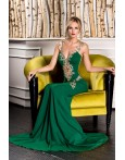Rochie De Seara Green Deluxe
