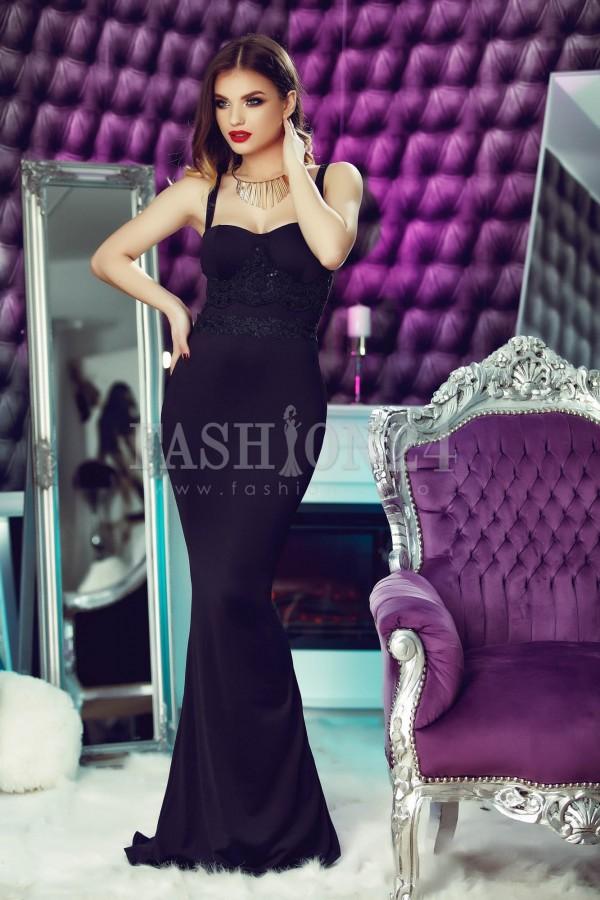 Rochie De Ocazie Black Lady