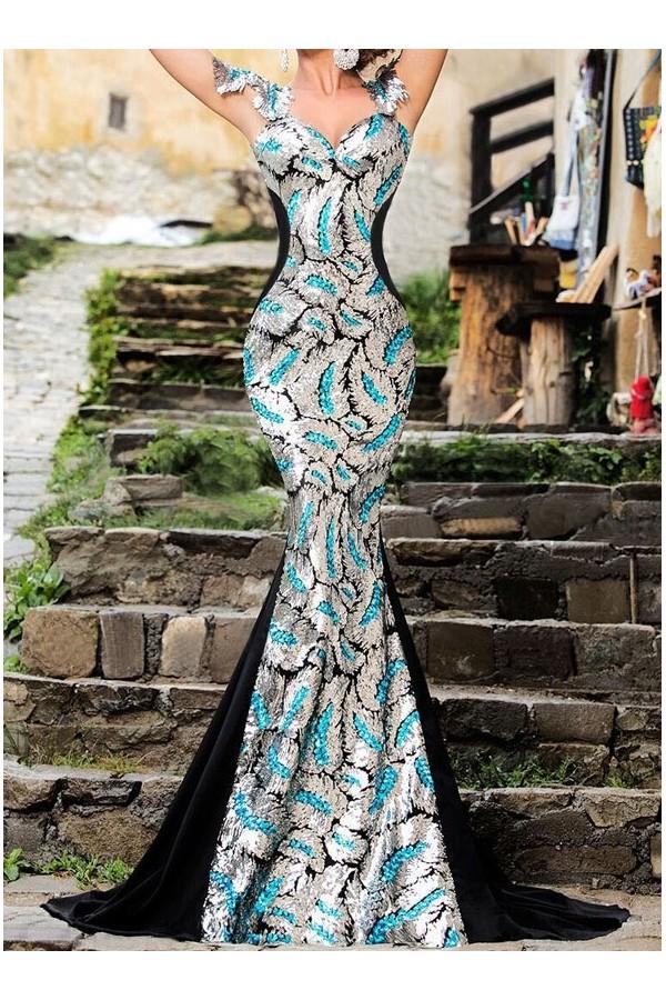 Rochie De Ocazie Elegant Sequin