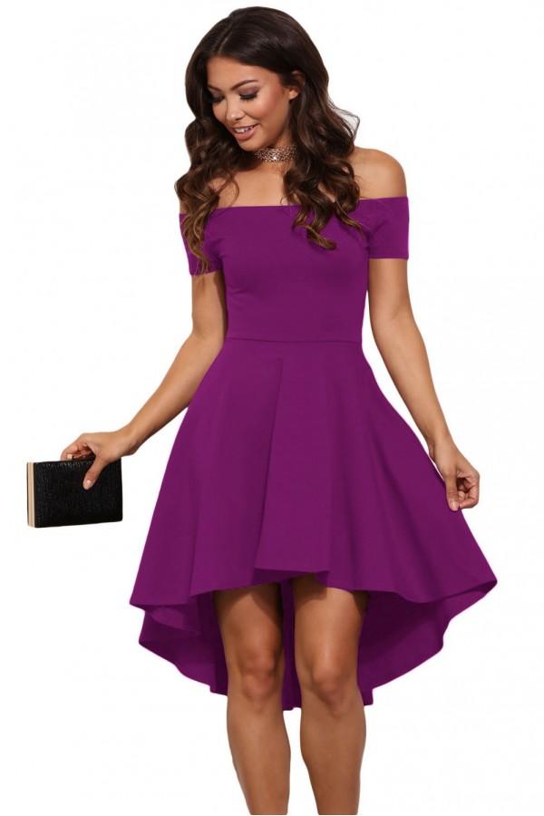 Rochie De Ocazie Enchanting Purple
