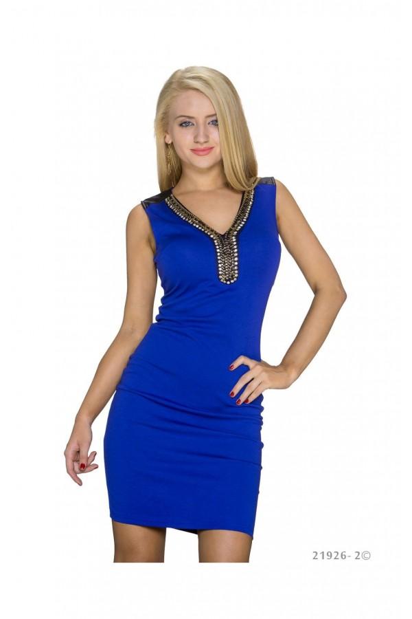 Rochie Royal Blue