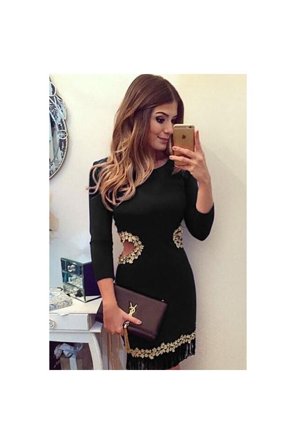 Rochie Eleganta Black Wonder