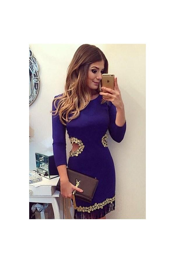 Rochie Eleganta Blue Wonder