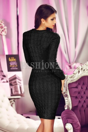 Rochie Eleganta Black Sensitive