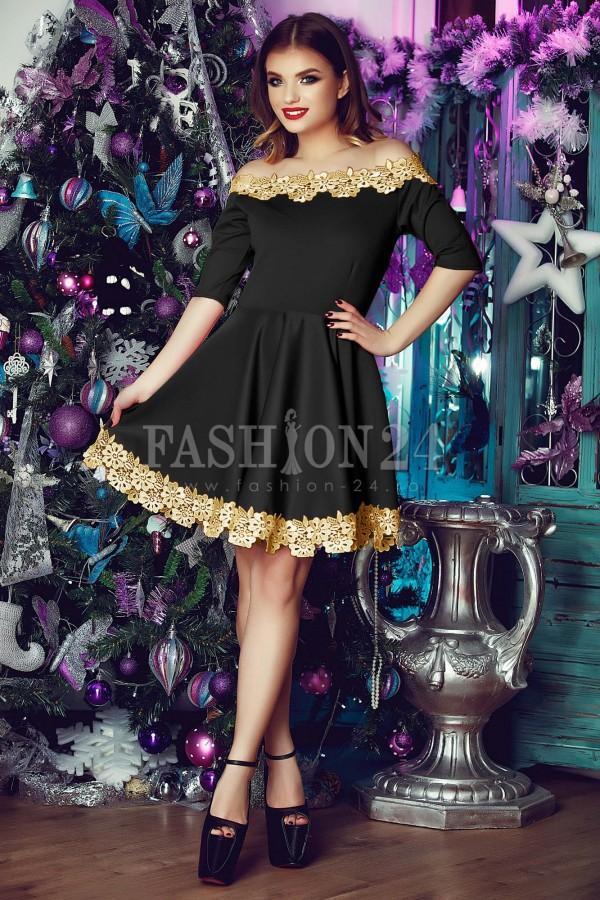 Rochie Love Black
