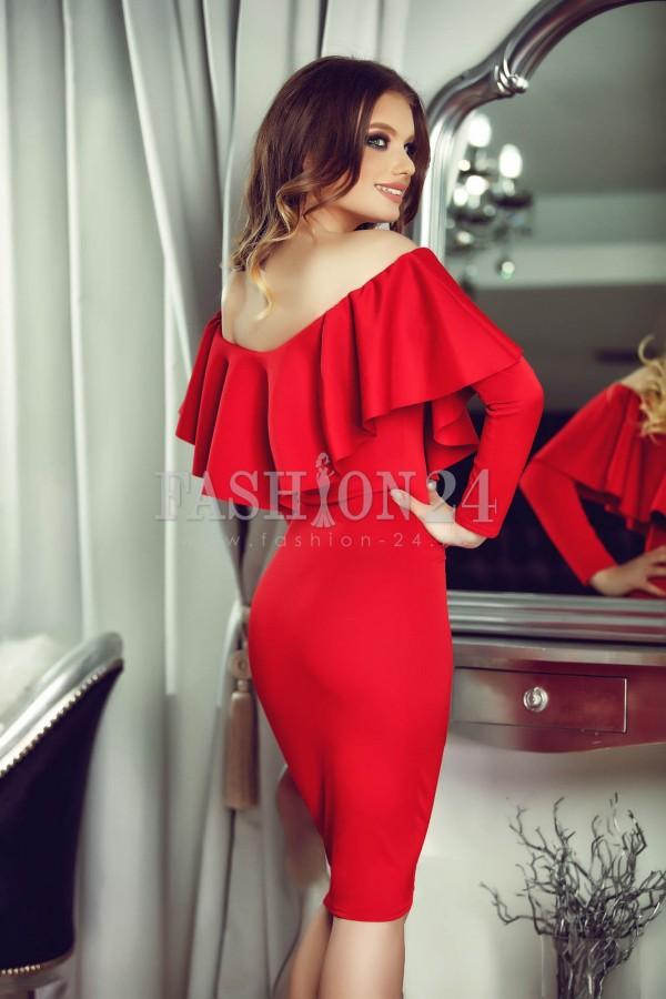 Rochie De Seara Red Passionate