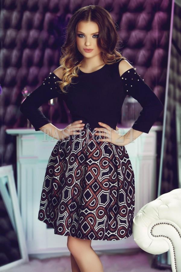 Rochie Eleganta Less Shoulders