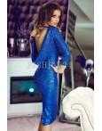 Rochie De Ocazie Blue Event