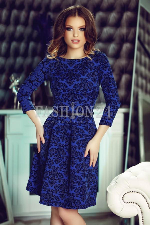 Rochie De Seara Blue Princess