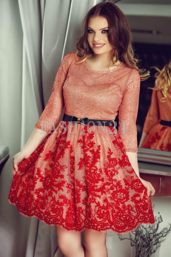 Rochie De Seara Red Queen