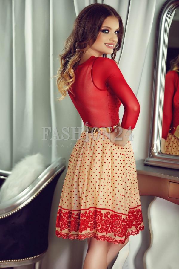 Rochie De Ocazie Red Princess