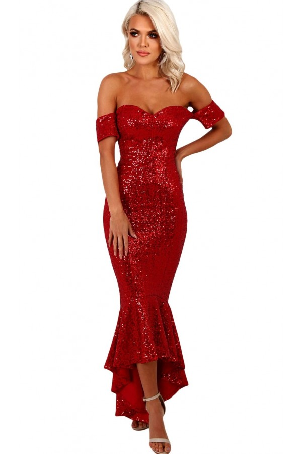 Rochie Red Secret