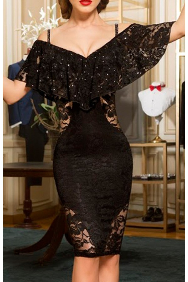 Rochie Black Vocation