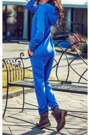 Trening Blue Jumpsuit