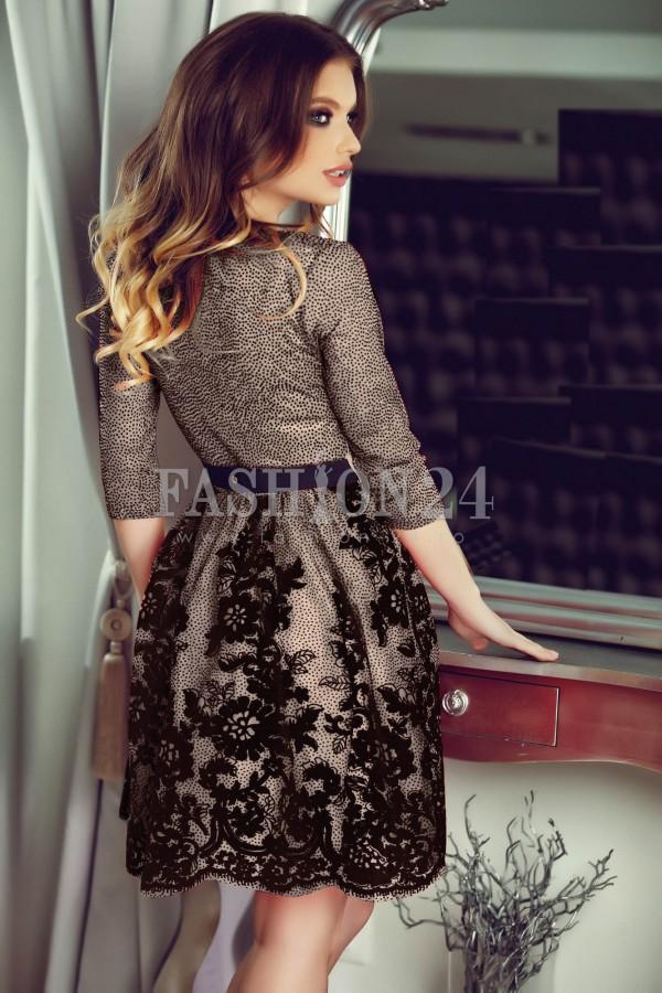 Rochie Black Queen