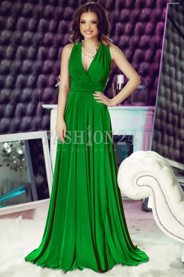 Rochie Green Versatile