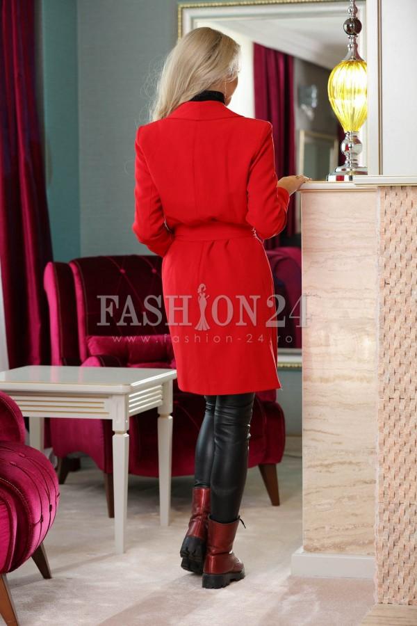 Palton Red Passion