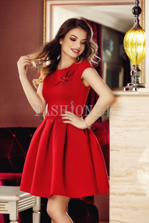 Rochie Red View