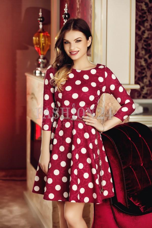 Rochie Grena Dots