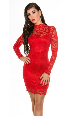 Rochie Red Miracle