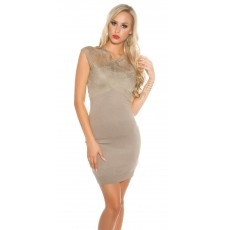 Rochie Only Cappuccino thumbnail
