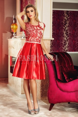Rochie Red Honey