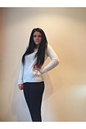 Bluza Bershka  tricotata