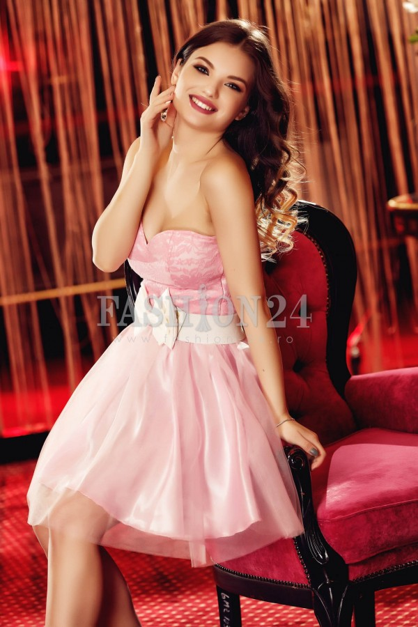 Imagine produs Rochie Pink Seduction