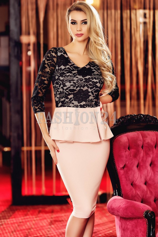 Rochie Pink Youth