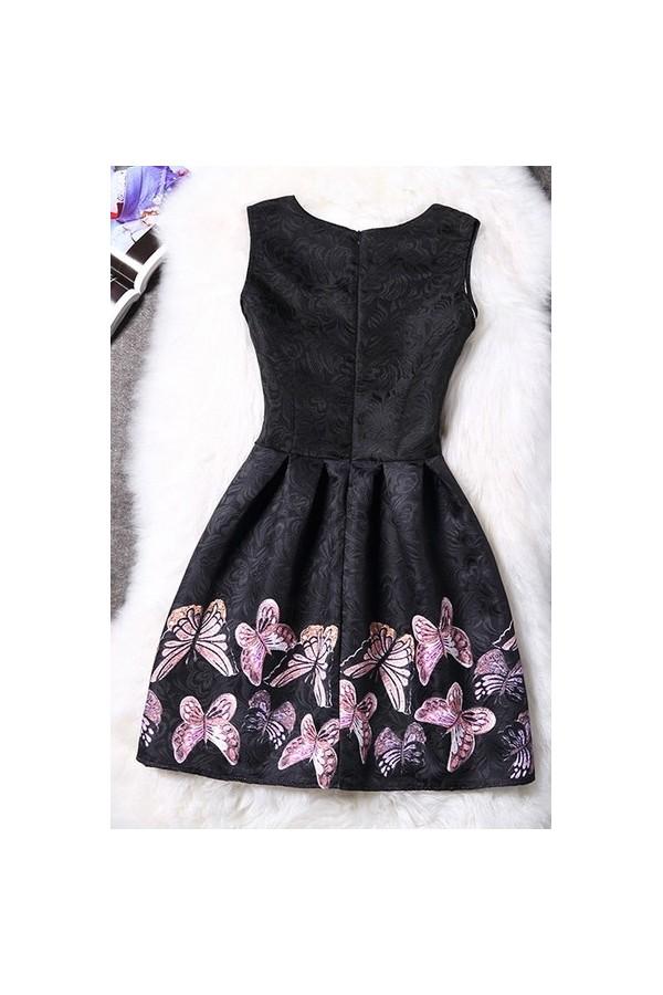Rochie Eleganta Perfect Day Black