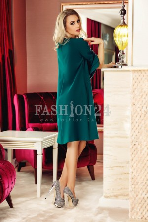 Rochie Green Fashionable